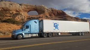 100 Wilson Trucking Company Snapped This Picture Of My Truck Today Arch US191 In Utah