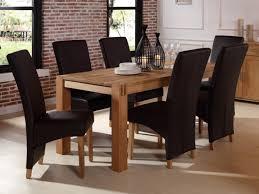 table à manger broceliande ii 6 couverts en chêne huilé