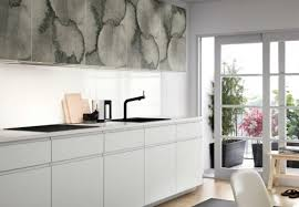 The 2017 IKEA catalog New kitchen counters cabinet doors