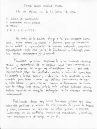Carta Poder Formato Auto Design Tech