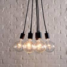 living room â edison light fixture â reilly copper
