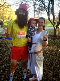 Forrest Gump Jenny Halloween by B Home Monster Dash Half Weekend