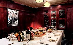 Luxury Private Dining Room Restaurant Interior Design Remi Midtown West NYC