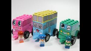 100 Yum Yum Truck Learn Colors With Building Blocks Truck Playset For Children And Yum