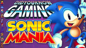 Sonic Mania – Did You Know Gaming? Feat. Dazz