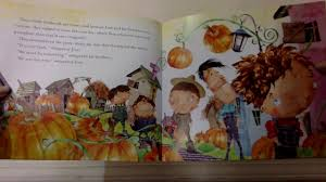 Spookley The Square Pumpkin Book Read Aloud by Pumpkin Town Book Youtube