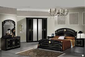 ensemble chambre complete adulte janeiro laque noir et dore ensemble chambre a coucher lignemeuble com