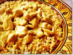 cuisine rapide pour le soir poulet au lait de coco curry facile rapide aux délices du palais