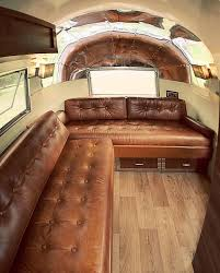 Vintage Seekers Recently Added A Stunning Series Of Original Restored Airstream Trailers To Their Collection
