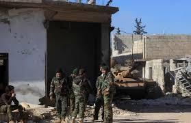 siege army syrian army allies rebel siege of nubl zahraa