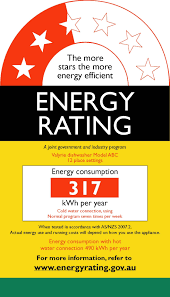 Star Rating Energy Label Click To Enlarge
