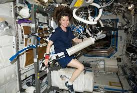 How Does Exercise Work In Zero G