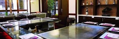 restaurant japonais chef cuisine devant vous restaurant hanafousa 6ème cuisine japonaise restaurant