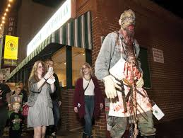 Thread Shed Salisbury Nc by Ready Rowan And Annual Downtown Zombie Walk Salisbury Post