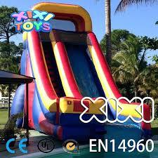 Inflatable Pool Slides For Inground Pools Quantitativeanthropologyorg