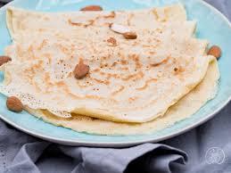 pfannkuchen mit mandelmilch gesunde alternative