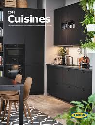 faire sa cuisine chez ikea brochure cuisines ikea 2018