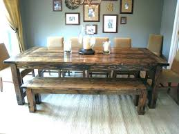 Modern Farm Dining Table Tinvietkieu