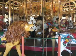 Balboa Park Halloween by Saving A Balboa Park Treasure The Carousel Kpbs