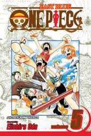 One Piece Vol 5 For Whom The Bell Tolls