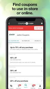 CouponCabin For Android - APK Download Free Shipping W Extra 6075 Off Ann Taylor Sale 40 Gap Canada Off Coupon Asacol Hd Printable Palmetto Armory Code 2018 Pinned April 24th A Single Item At Michaels Or Jcpenney Coupons May Which Wich Personal Creations Codes Online Fidget Spinner Uk Carters 15 Justice Coupons Husker Suitup Event Gateway Malls Store Promo Codes Up To 80 Dec19 Code Coupon N Deal