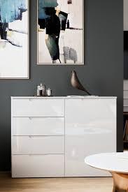 newroom kommode weiß hochlglanz sideboard vintage industrial highboard anrichte wohnzimmer kaufen otto