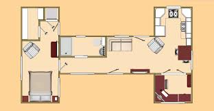 100 Plans For Container Homes Single Shipping Home Floor New Amusing 40 Ft