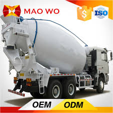 100 Truck Trailer Manufacturers 2 Axles Used Mercedes Concrete Mixer For