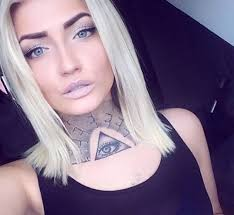 Tattoos On The Front Of Neck