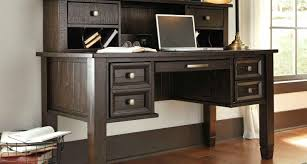 L Shaped Computer Desk With Hutch by Desk Espresso Computer Desk With Hutch Stupendous Modern L