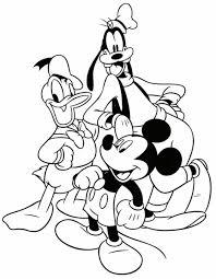 Disney Character Coloring Pages Walt Princess Ariel Characters Sheets