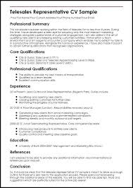 Telemarketing Resume Samples Ample Quickplumberus