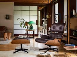 Eames Lounge Chair - American Cherry Eames Lounge Chair Ottoman Armchair Vitra A Colorful And Eclectic Brooklyn Apartment Home Tour Lonny Replica Vintage Brown Walnut Fniture 9 Smallspace Ideas To Steal From A Tiny Paris By Charles Ray 1956 Pnc Real Estate Newsfeed Lovinna Storage Unit Esu Shelf Stock Photos Herman Miller The Century House Madison Wi Ding Portvetonccom