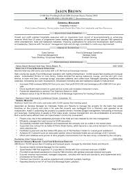 Useful Resume Examples Hospitality Industry For Your Sample Continuous Improvement Template Wordpad