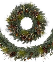 Fraser Fir Christmas Trees by Classic Fraser Fir Festive Wreaths And Garlands Tree Classics