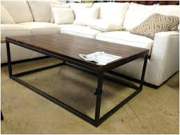 Round Coffee Table With Stools Underneath by Coffe Table Gold Metal And Glass Side Table Frame Top Coffee