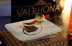 Valrhona Demo A Surfeit of Chocolate Dessert First