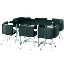 table de cuisine avec chaise encastrable table avec chaise encastrable gaard me