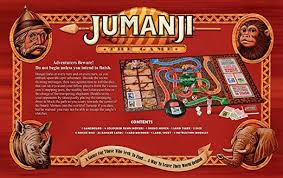 JUMANJI BOARD GAME PERFECT GIFT Free UK Delivery Exclusive To Amazon Rachel Lowe Limited Amazoncouk Toys Games