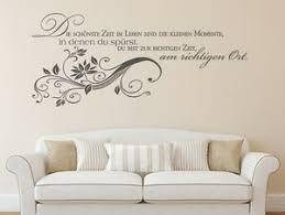 details zu wandtattoo wandsticker sprüche die schönste zeit im leben nr 1 zitate wohnzimmer