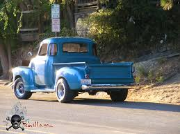 100 50s Chevy Truck Early Pickup Back View Fabville Flickr