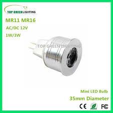 2 x led mr11 35mm mr16 mr11 led 12v bulb mini led bulb 1w 3w gu4