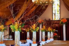 Decoration Church Wedding Ideas Gallery Pew Decorations