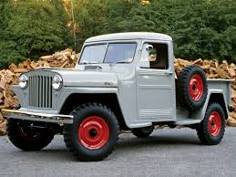 100 1950 Willys Truck Jeep 194765