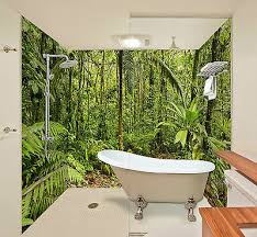 3d dschungel 524 tapete badezimmer drucken abziehbild mauer deco aj wallpaper de ebay