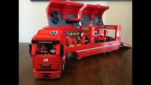 100 Ferrari Truck LEGO 75913 SPEED CHAMPIONS F14 T Scuderia Time