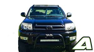 Toyota 4 Runner LED Light Bar Roof Mount For 42