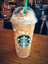 Venti Salted Caramel Frappuccino