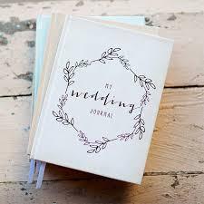 Wedding Journal Notebook Planner Personalized Regarding Book