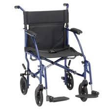 Bariatric Transport Chair 24 Seat by Transport Wheelchairs At Medmartonline Com